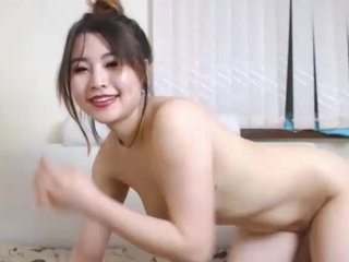 Sexy young unshaded on webcam Sugar kiss