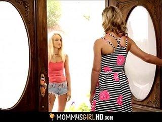 Mom Tempts Daughter's Super-fucking-hot Bestie