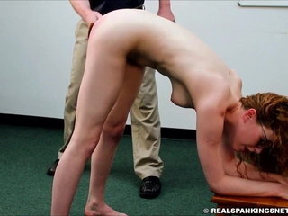 Ginger paddled