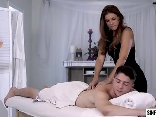 India Summer in My Girlfriend's Female parent Scene 5