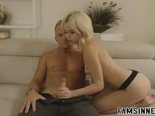 stepdad seduces his stepdaughter