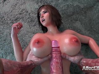Naughy anal mandate with respect to young Redhead bitch