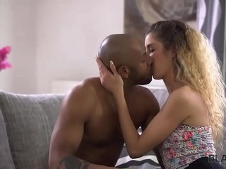 BLACK4K. Monique Native land mill as A damsel deterrent wants to obtain BBC in all directions her pussy