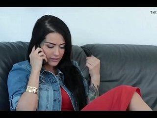 [HD] Hot Katrina Jade gets Drilled by BBC